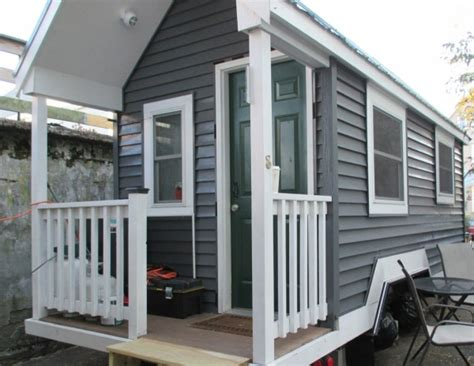 tiny houses on wheels for sale tiny house talk tiny house for sale paul s tiny cabin