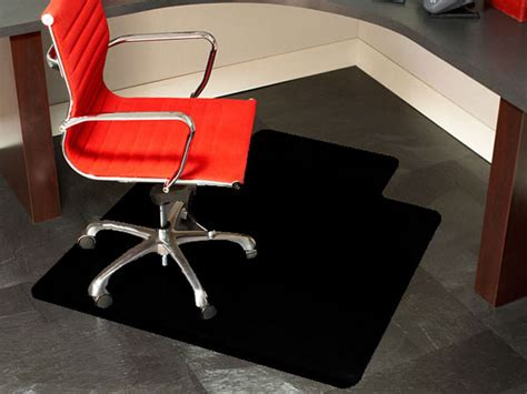 Floor Desk Mat by Premium Black Chair Mats Are Black Desk Mats By American