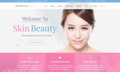 wordpress themes hairdresser free the best beauty salon wordpress themes wpexplorer