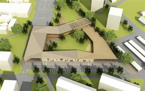 kindergarten design competition kindergarten mavrica brežice slovenian school building