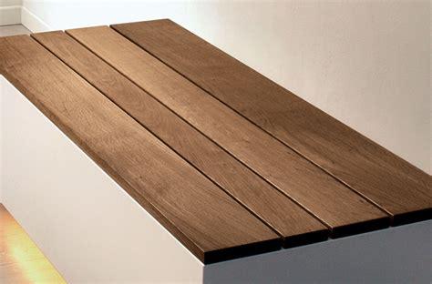 Panca In Legno Design by Panca In Legno Di Design Effetto Sospensione Wood Design