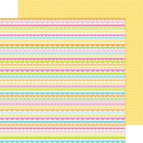 doodlebug hello doodlebug design hello springtime trimmings paper
