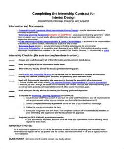 interior design contract template interior design contract template 7 free