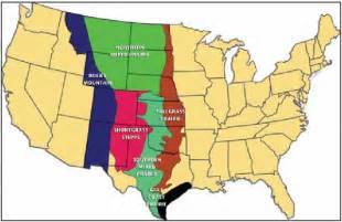 map of prairies in america land green room open entertainment