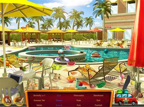theme hotel game full screen family vacation california gt ipad iphone android mac