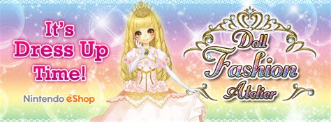 doll fashion atelier 3ds review doll fashion atelier 3ds eshop squallsnake