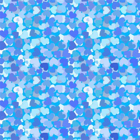 pattern blue heart blue heart pattern pictures to pin on pinterest pinsdaddy