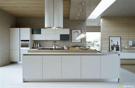 cuisine moderne blanc et bois cuisine bois et blanc moderne 25 id 233 es d am 233 nagement