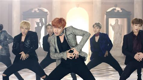bts video video bts eclipses youtube record with blood sweat