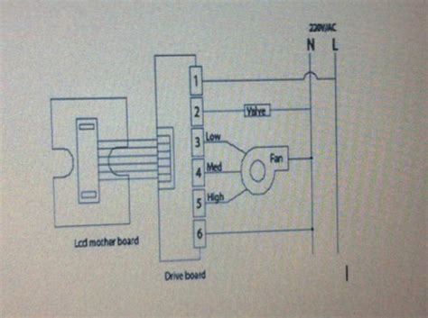 100 six wire thermostat diagram 6 wire ke wiring