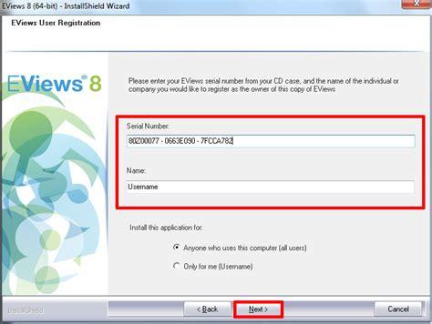 5 free serial number silverugevway serial number eviews 7 mac