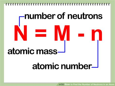How Do You Calculate The Number Of Protons by The Mass Number Of A Chromium Atom Is 52 And It Has 24