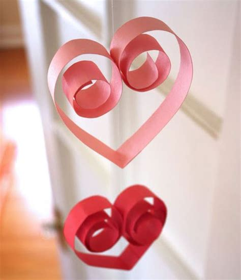 valentine design ideas diy valentine s day heart shaped crafts that say i love you