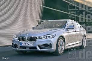 is this the new 2016 bmw 5 series