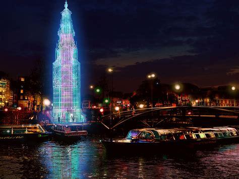 Amsterdam Light by Amsterdam Light Festival Todd Hulzen Design