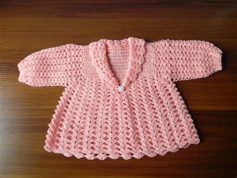 primera parte chambrita tejida tejiendo con laura смотреть онлайн видео chambrita ternura beb 233 0 a 3 meses