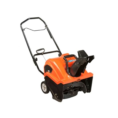 small snow blowers home depot ariens 938030 21 inch single stage snow blowers