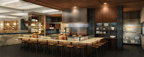Earls Kitchen And Bar Denver by The New Earls At The Pru Will A Swanky Rooftop