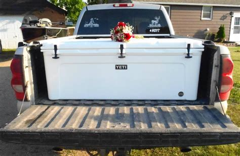 Truck Bed Cooler by Yeti Coolers Fishingbuddy