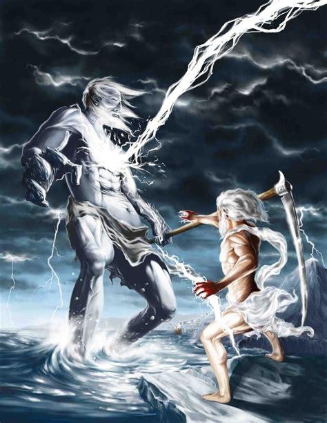 film god of war vs zeus zeus vs cronus