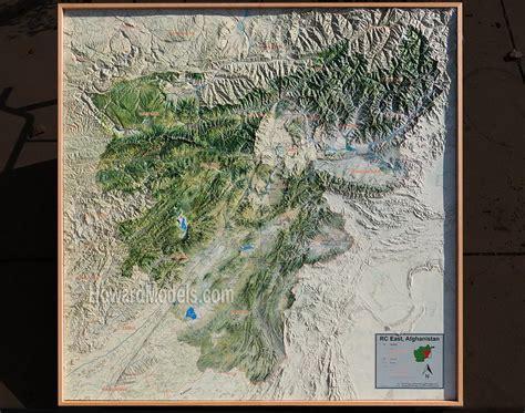 terrain and landscape study for terrain models topographic models howard models