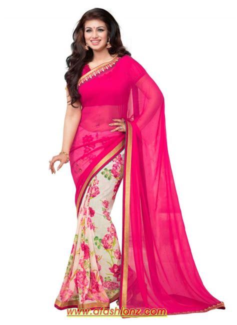 New Blouse Dress saree lehenga with blouse dress designs for 2015 16