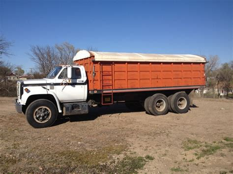 c70 truck chevy c70 grain truck rainbow classifieds