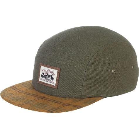 hippy tree hilltop 5 panel hat