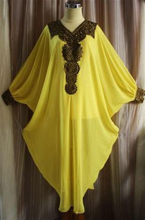 Kaftan Renda Real Pict exclusive one moroccan white caftan gold sequin embroidery dubai abaya maxi dress jalabiya