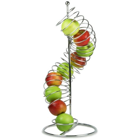Dispenser Fruit spiral vertical fruit basket