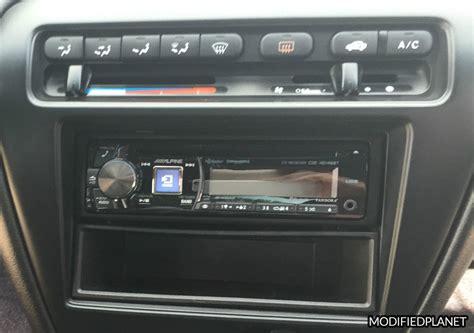 Car Radio Types by 2000 Honda Prelude Type Sh With Alpine Cde Hd148bt