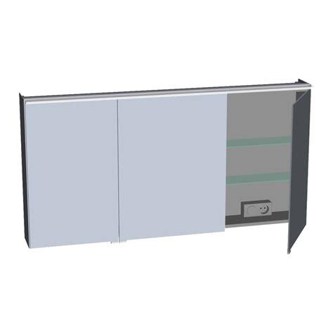 badezimmer spiegelschrank montieren spiegelschr 228 nke