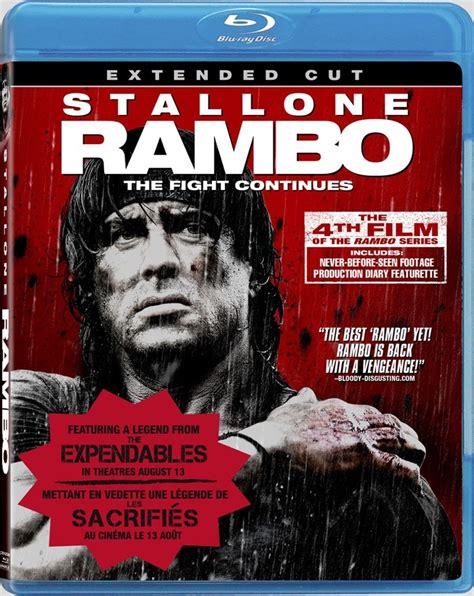 film rambo version francaise la version longue de john rambo sera un vrai director s cut