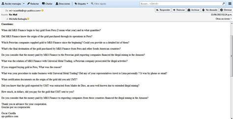 preguntas universales sin respuesta compa 241 237 as de suiza y ee uu niegan financiar miner 237 a