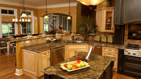 kitchen designs with islands and bars open kitchen designs photo gallery open kitchen design