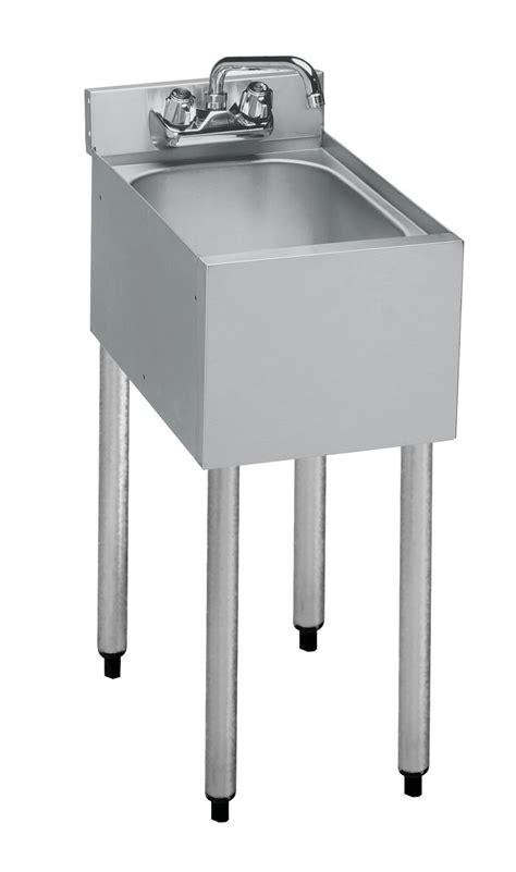 10 x 12 bar sink krowne metal 18 1c 18 5 quot d underbar sink 10 quot x 12 quot x 7