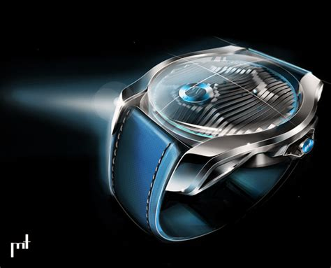 design concept watches this watch has balls yanko design