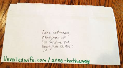 What To Write On The Front Of A Wedding Card encouraging letter to hathaway