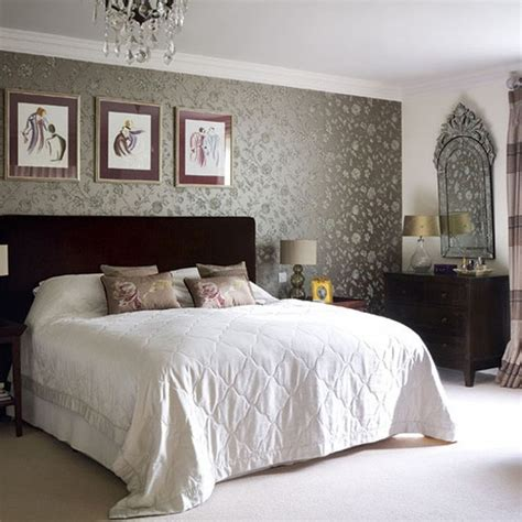 picture of a bedroom vintage style wallpaper bedroom wallpaperhdc com