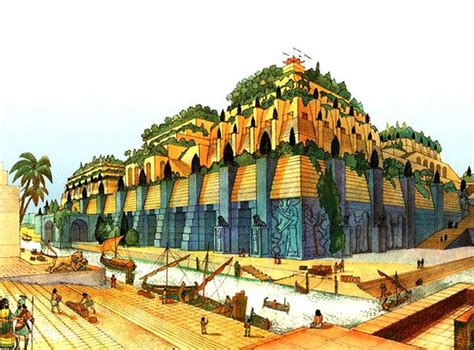 giardino babilonese il giardino nella storia i giardini pensili di babilonia