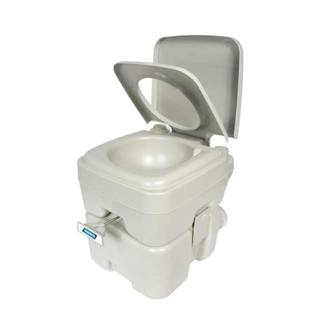 porta potty with camco 5 3 gal capacity portable toilet 41541 the home