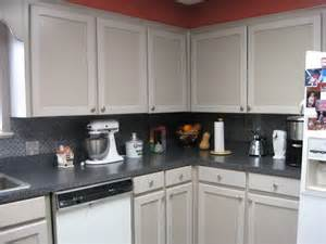 how to apply backsplash in kitchen kitchen faux tin backsplash with gray countertop how to