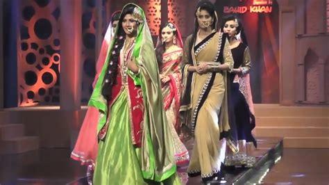 makeover shows zahid khan bridal makeover show bangladeshi fashion show