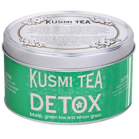 Prince Of Tea Detox by Kusmi Tea Coffret Pianowhite Pasi 243 N Lujo Le