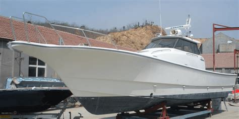 affordable fishing boat brands 42 and 40 pro sport fishing boats inboard or outboard