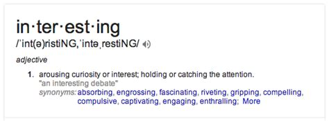 Fascinating Meaning | fascinating meaning what makes content interesting