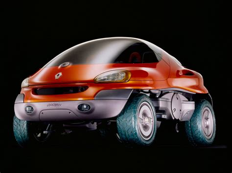 renault concept cars 1993 renault racoon concepts