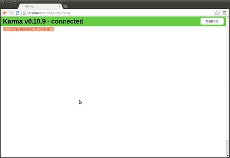 node js karma tutorial node js issue with angularjs tutorial step 02 stack
