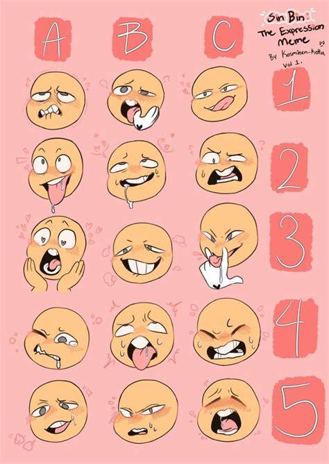 Facial Expression Memes - reds playground purerubydragon pepbirb send me