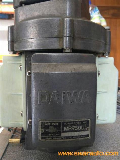 Rotator Daiwa dijual rotator daiwa mr 750u dobel motor swaradio